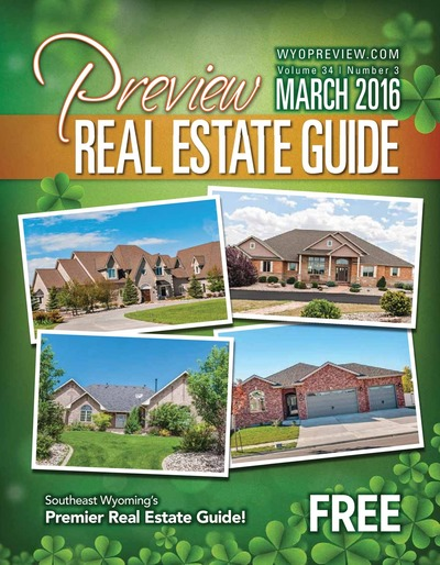 Preview Real Estate Guide - March 2016