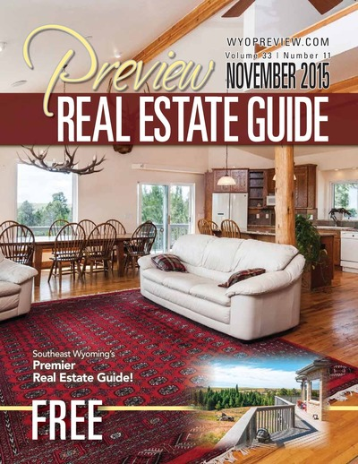 Preview Real Estate Guide - November 2015