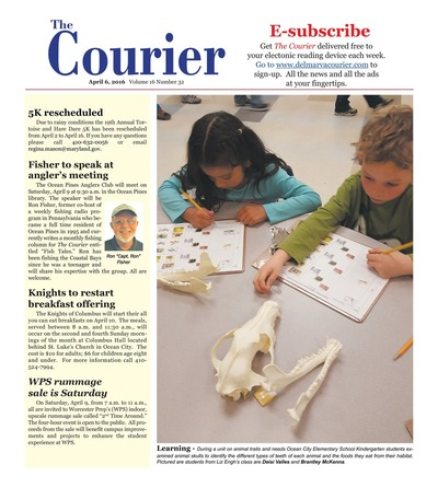 Delmarva Courier - Apr 6, 2016