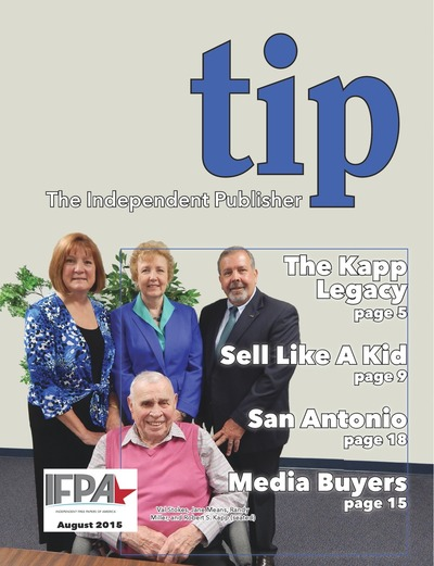 IFPA T.I.P. - August 2015
