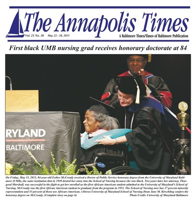 Annapolis Times - May 22, 2015