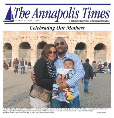 Annapolis Times - May 8, 2015