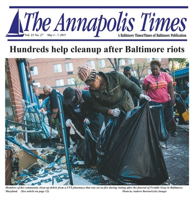 Annapolis Times - May 1, 2015