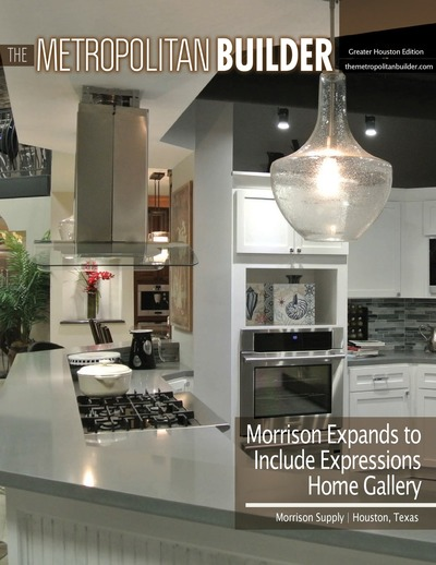 Metropolitan Builder - Inside Showcase - Metropolitan Builder - Inside Showcase - Morrison Supply