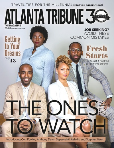 Atlanta Tribune - May 2016