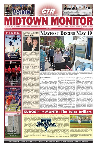 Midtown Monitor - May 2016