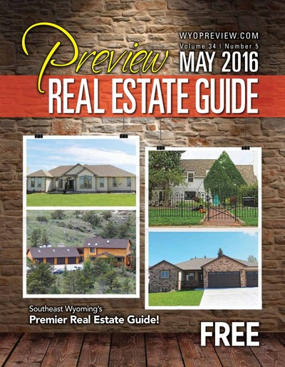 Preview Real Estate Guide - May 2016