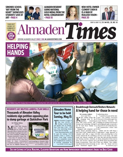 Almaden Times - May 6, 2016