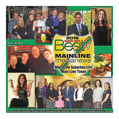 Mainline Media News Special Sections - Best of Mainline
