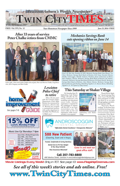 Twin City Times - Jun 23, 2016