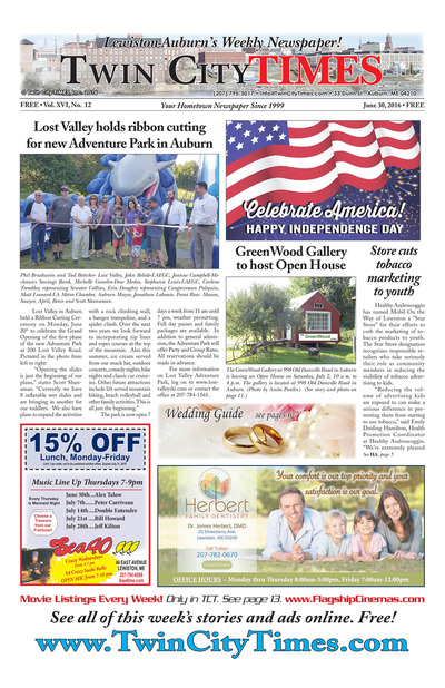 Twin City Times - Jun 30, 2016
