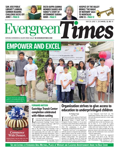 Evergreen Times - May 29, 2015