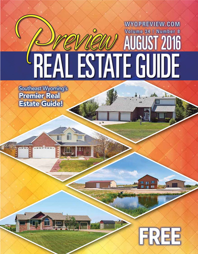 Preview Real Estate Guide - August 2016