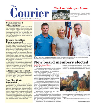 Delmarva Courier - Aug 17, 2016