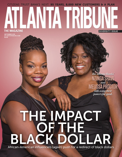 Atlanta Tribune - September 2016