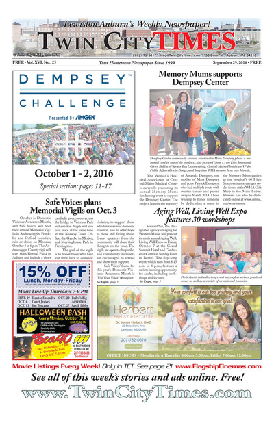 Twin City Times - Sep 29, 2016