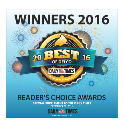 Delco Daily Times - Special Sections - Best of Delco 2016