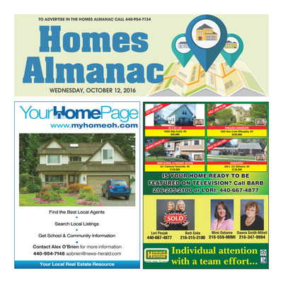 News-Herald - Special Sections - Homes Almanac - Oct 2016