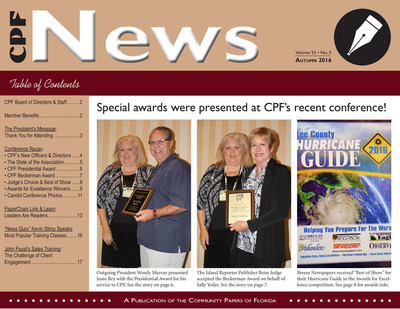 Community Papers of Florida - October 2016