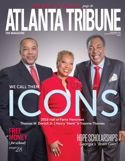 Atlanta Tribune - November 2016