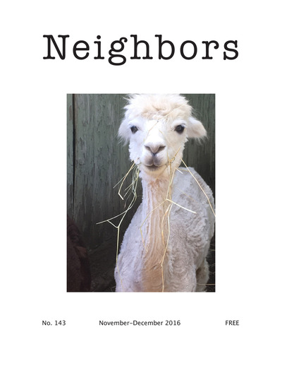 Neighbors Paper - November 2016