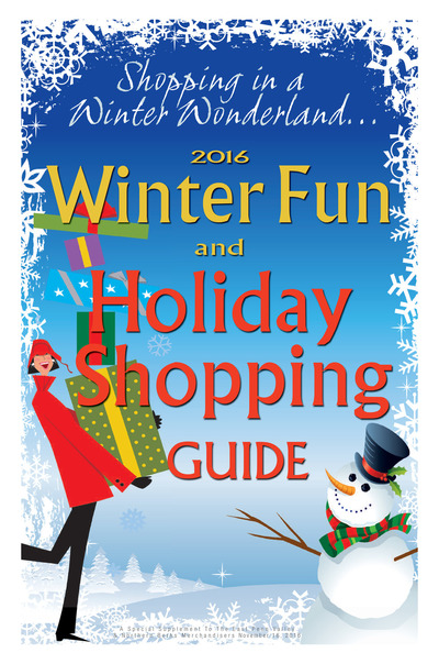 Northern Berks Merchandiser - Winter Fun