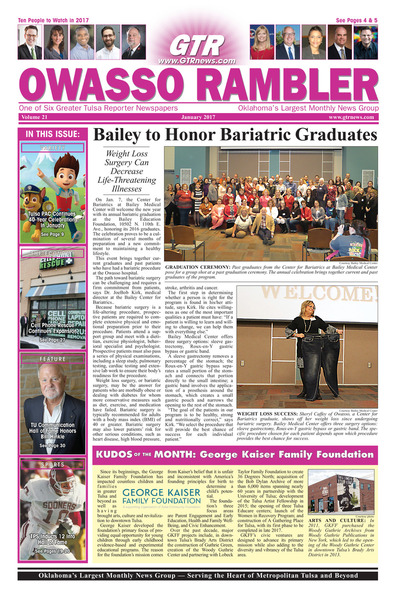 Owasso Rambler - January 2017
