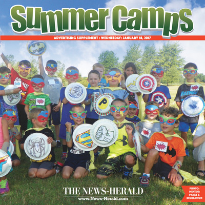 News-Herald - Special Sections - Summer Camps