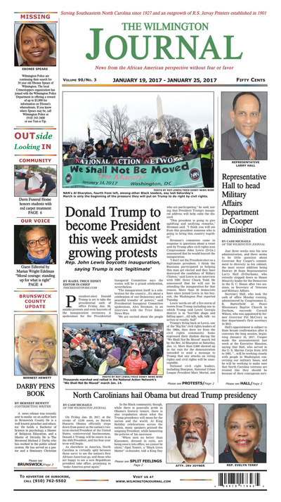 Wilmington Journal - Jan 19, 2017