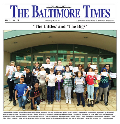 Baltimore Times - Feb 3, 2017