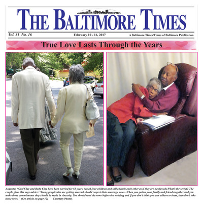 Baltimore Times - Feb 10, 2017