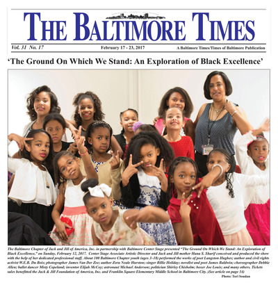 Baltimore Times - Feb 17, 2017