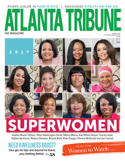 Atlanta Tribune - March 2017