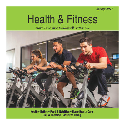 Delco Daily Times - Special Sections - Health & Fitness