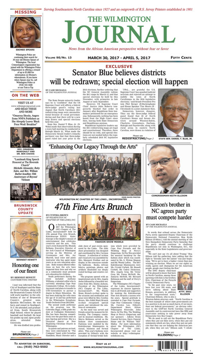 Wilmington Journal - Mar 30, 2017