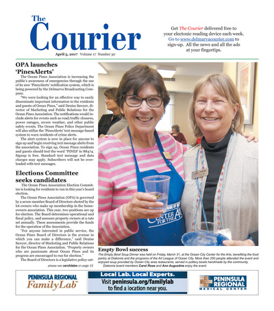Delmarva Courier - Apr 5, 2017