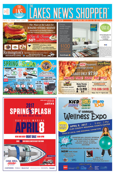 Lakes News Shopper - Apr 4, 2017