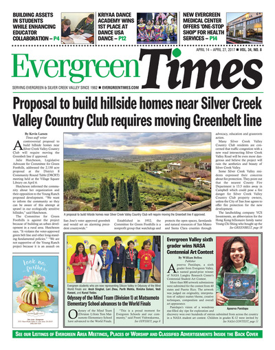 Evergreen Times - Apr 14, 2017
