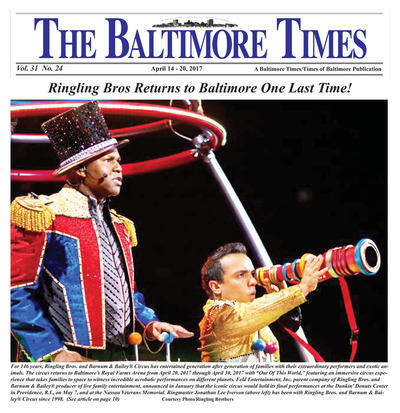 Baltimore Times - Apr 14, 2017