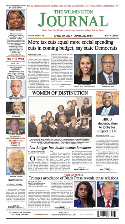 Wilmington Journal - Apr 20, 2017
