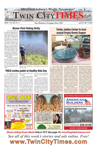 Twin City Times - Apr 27, 2017