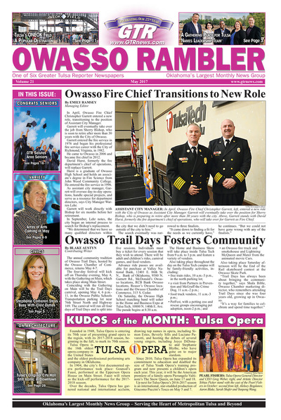 Owasso Rambler - May 2017