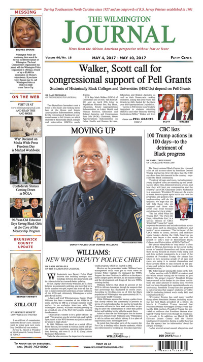 Wilmington Journal - May 4, 2017