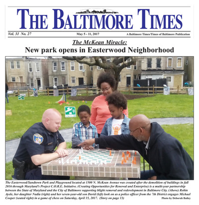 Baltimore Times - May 5, 2017