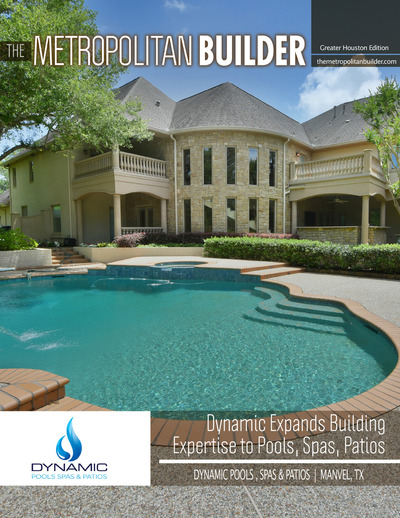 Metropolitan Builder - Inside Showcase - Metropolitan Builder - inside Showcase - Dynamic Pools, Spas & Patios