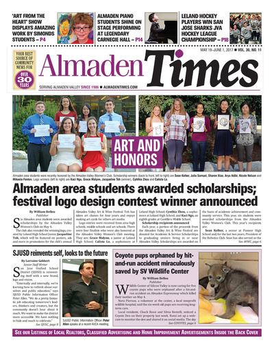 Almaden Times - May 19, 2017