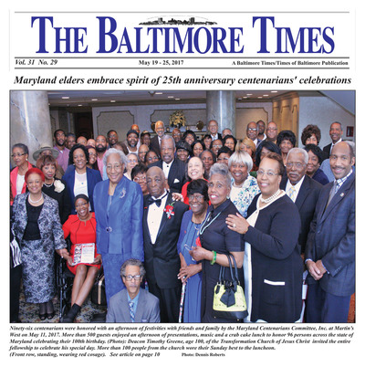 Baltimore Times - May 19, 2017
