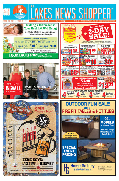 Lakes News Shopper - May 30, 2017