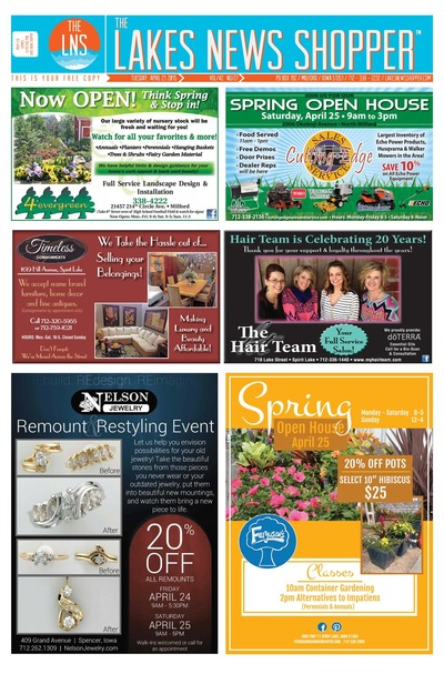 Lakes News Shopper - Apr 21, 2015