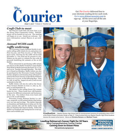 Delmarva Courier - Jun 7, 2017